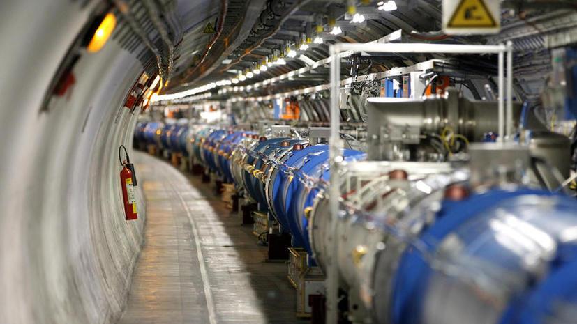Большой адронный коллайдер перезапущен для раскрытия тайн Большого взрыва