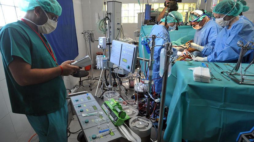 Ученые скоро научатся печатать на принтере человеческие органы