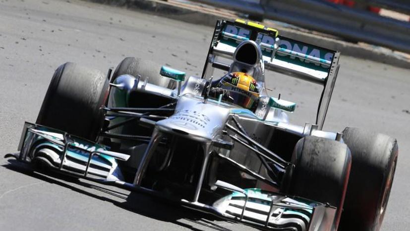 Mercedes могут наказать за участие в несанкционированных «Формулой-1» тестах