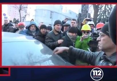 «Депутат-снайпер» с Майдана назначен исполняющим обязанности главы администрации президента