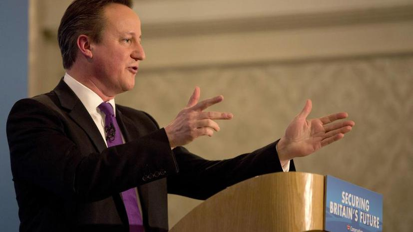 Британцы осудили Дэвида Кэмерона за заявление о «христианской Британии»