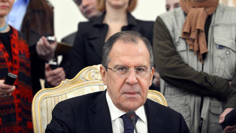 Лавров: Россия готова разговаривать с врагами Башара Асада