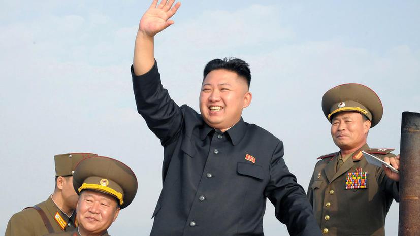 Ким Чен Ын ждёт звонка Барака Обамы