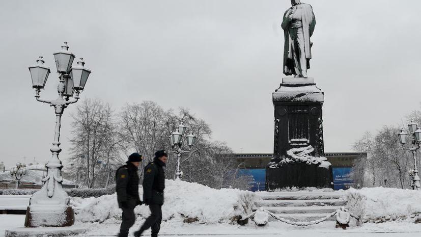 Снегопад в Москве продлится до 8 вечера, в Подмосковье ждут ледяной дождь