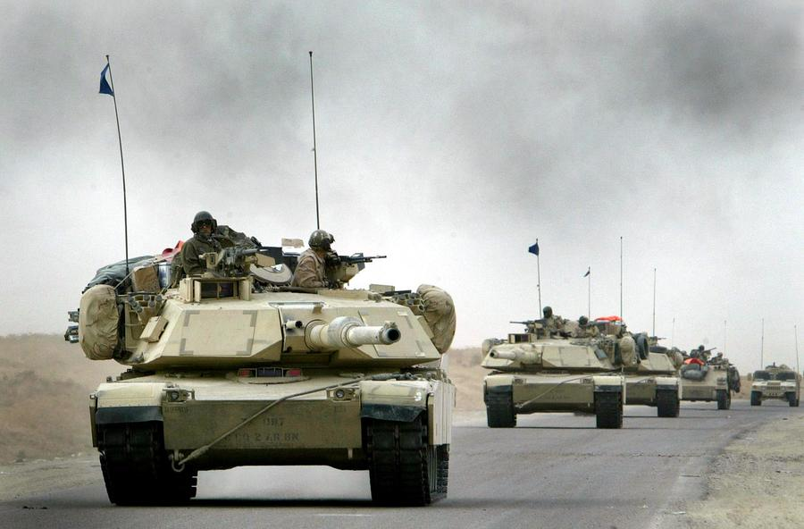 Немецкие активисты предостерегли США от размещения танков в Восточной Европе
