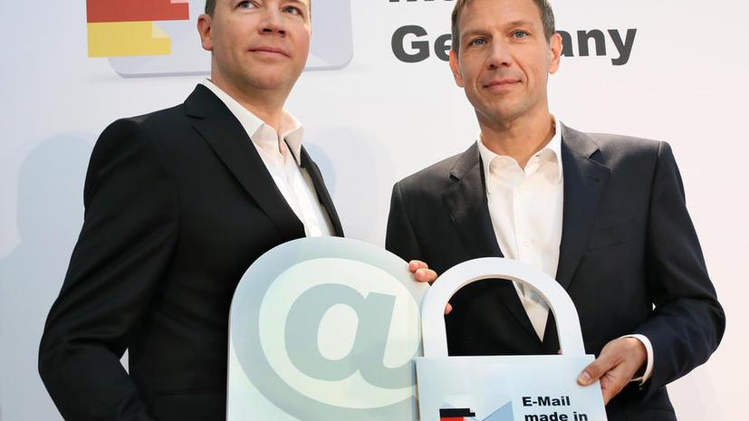 Немецкие сервисы электронной почты переходят на шифрование