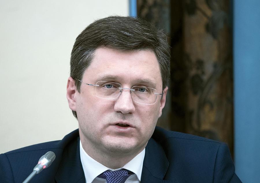 Александр Новак: Поставки газа из РФ на Украину начнутся с апреля независимо от оплаты долга Киевом