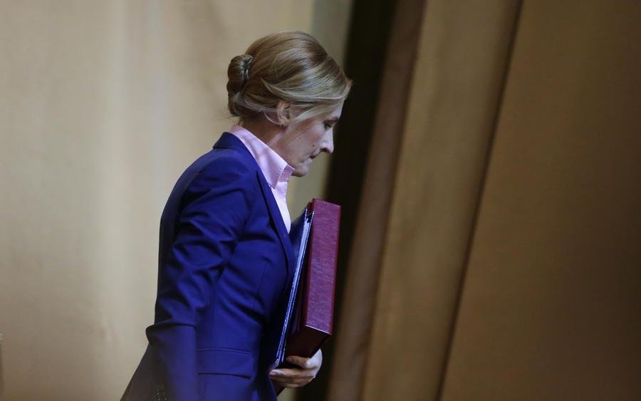 Пресс-секретарь: у Ирины Яровой нет незадекларированной квартиры