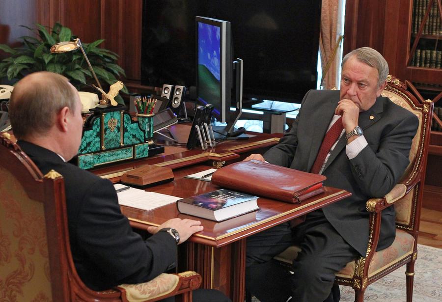 Путин принял предложения Фортова по реформе РАН