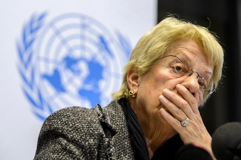 Комиссия ООН определила вид газа, который применила сирийская оппозиция