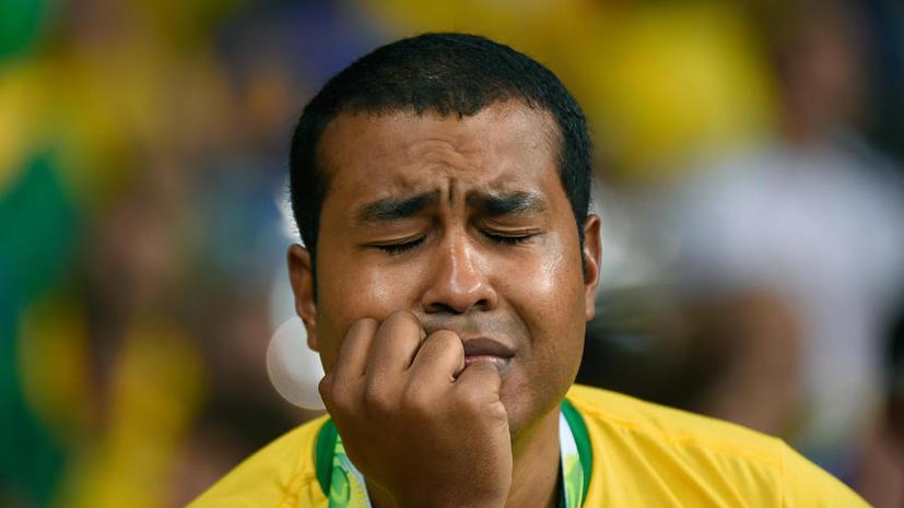Германия разгромила Бразилию со счётом 7:1 в полуфинале чемпионата мира по футболу