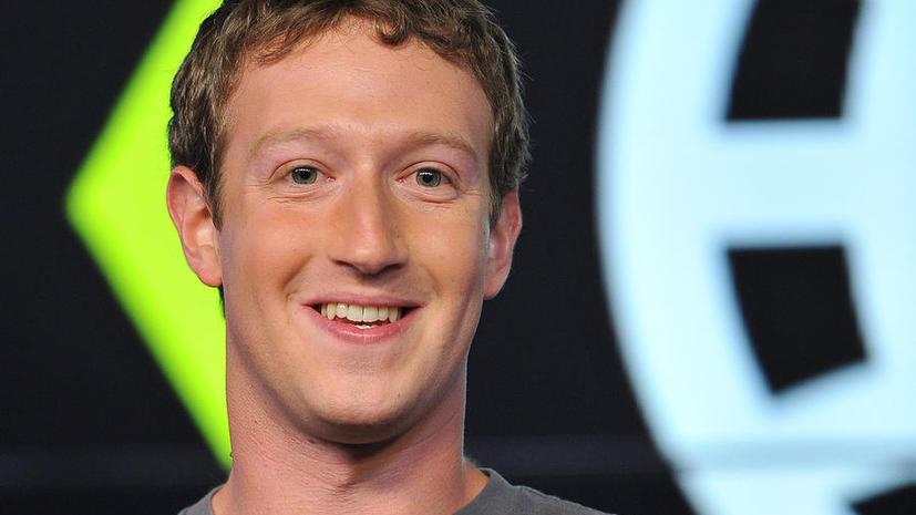 Основатель Facebook Марк Цукерберг станет в 2015 году «книжным червём»