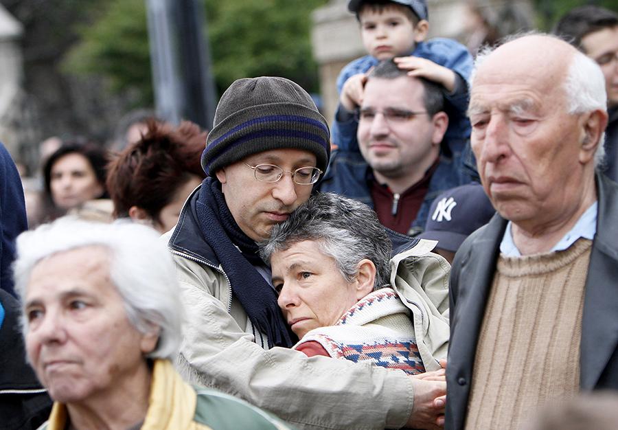 «Жажда жизни» толкает пенсионеров на развод