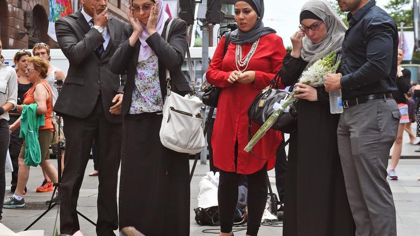 Пользователи Twitter в Австралии выступили против религиозного экстремизма