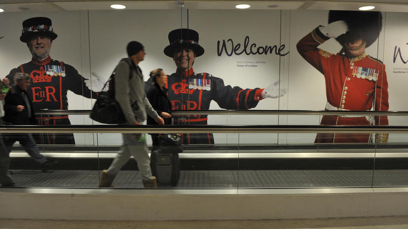 СМИ: Британские аэропорты отдадут приоритет при посадке самолётам с богатыми пассажирами