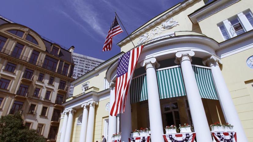 СМИ: На должность американского посла в РФ претендуют бывшие представители США на Украине