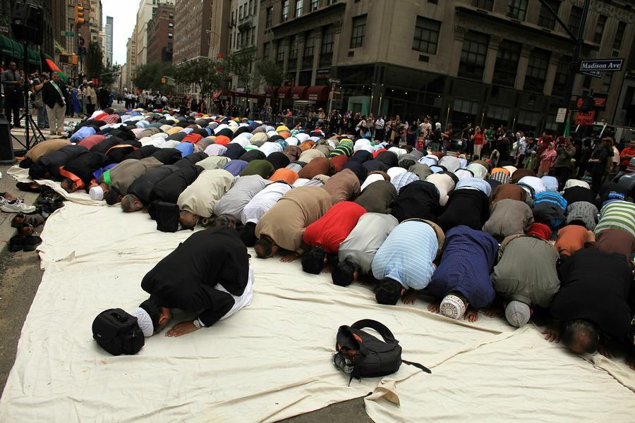 Полиция Нью-Йорка считала мечети террористическими организациями