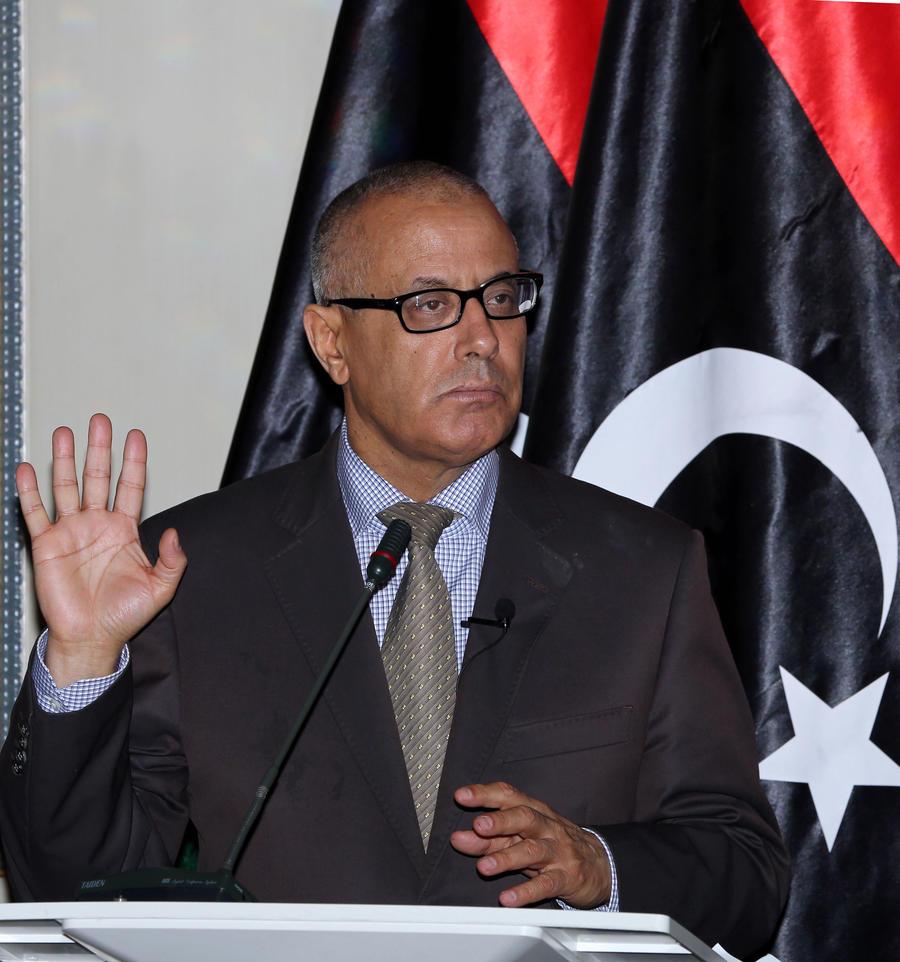 СМИ: Премьер-министр Ливии задержан боевиками-силовиками