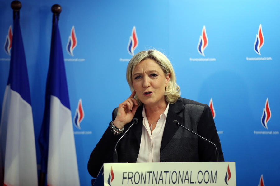 Марин Ле Пен: На муниципальных выборах Национальный фронт добился наилучших результатов за всю историю
