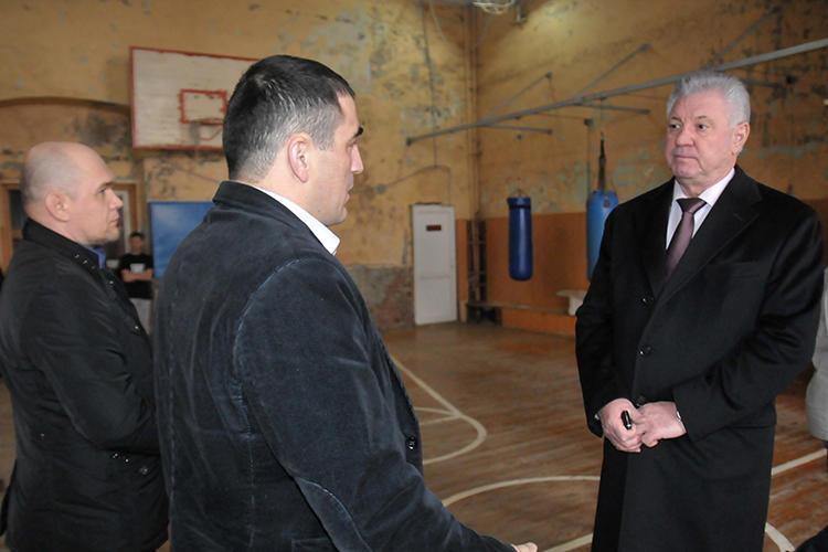 СКР: Мэр Астрахани был задержан при получении взятки в размере 10 млн рублей