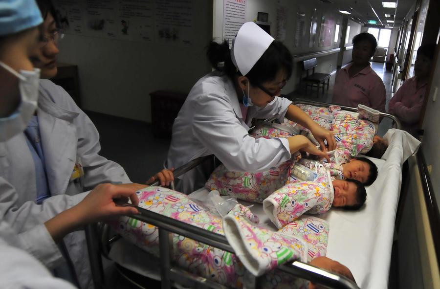 Китаянка созналась на суде, что продавала новорождённых детей посредникам