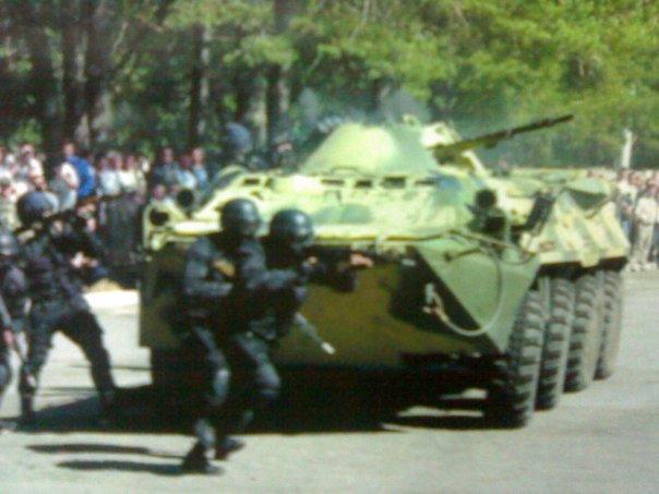 Активист: В национальную гвардию Украины призывали неуравновешенных и буйных добровольцев