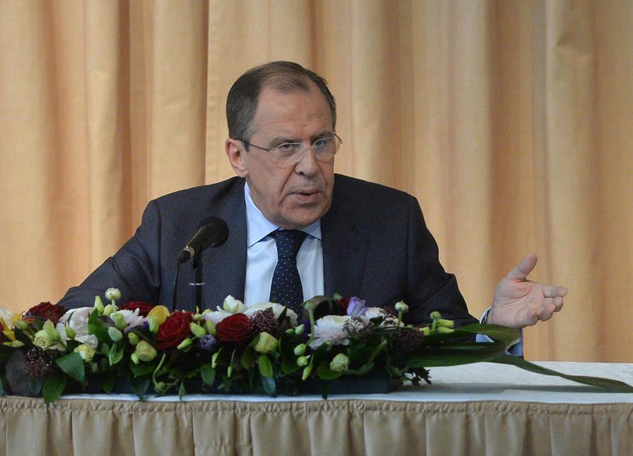 Сергей Лавров: «Нормандская четвёрка» выступает против попыток сорвать реализацию Минских соглашений
