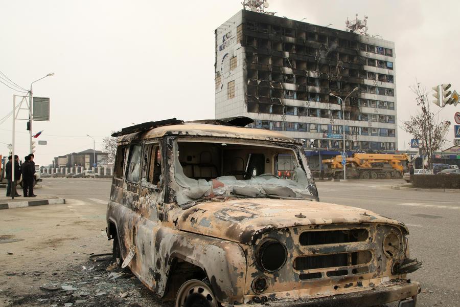 Родственники террористов могут лишиться имущества, соцвыплат и банковских счетов
