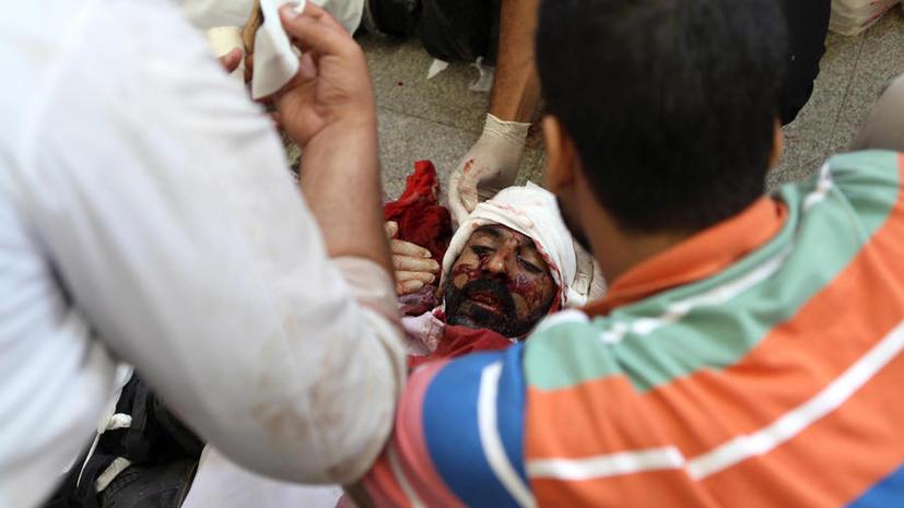 Беспорядки на Синайском полуострове: солдаты египетской армии уничтожили десять боевиков
