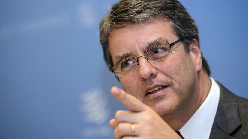 Новым генеральным директором ВТО стал бразилец