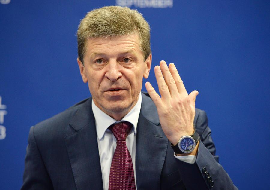 Дмитрий Козак: Общие расходы на Олимпиаду в Сочи составили 214 млрд рублей