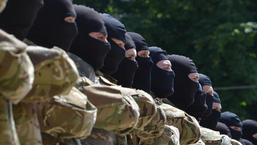 СМИ: Киев расформировывает добровольческие батальоны