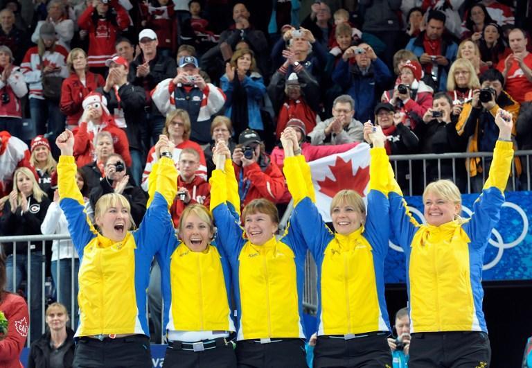 Шведских спортсменов будут наказывать за демонстрацию политических взглядов на Олимпиаде в Сочи