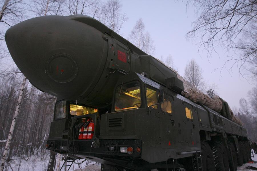В следующем году РВСН получат 22 межконтинентальные баллистические ракеты