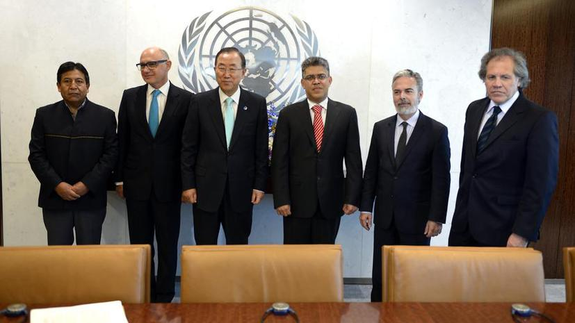 Страны МЕРКОСУР просят ООН предотвратить шпионаж со стороны США