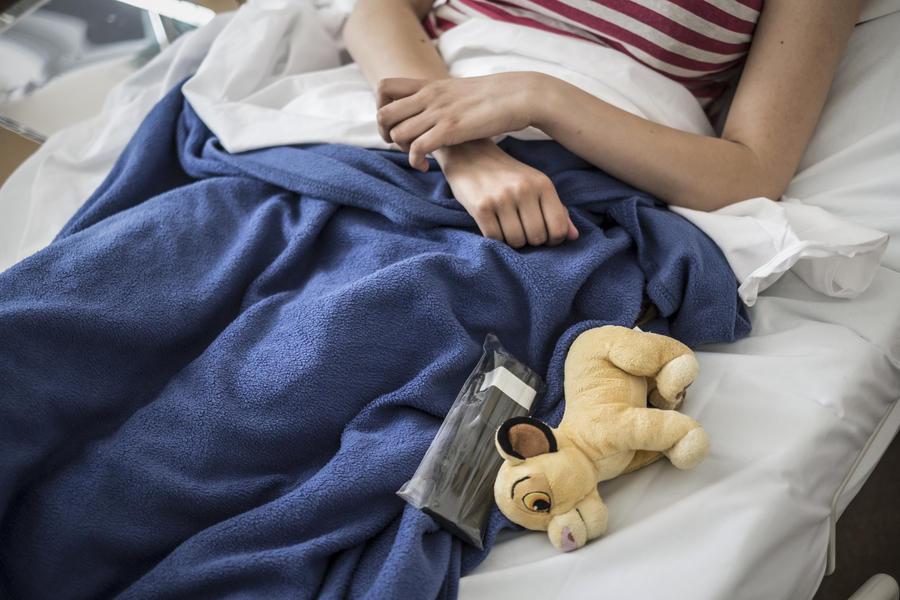 Мальчик, погибший от смертельного паразита, станет донором органов