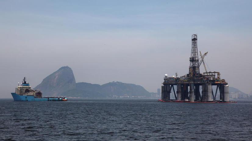 Цены на нефть потащили вниз фондовые биржи
