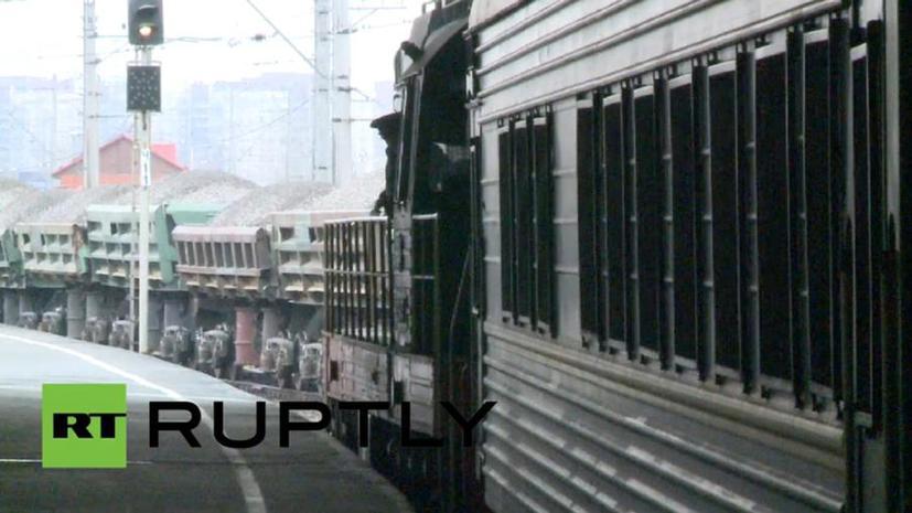 Арестованных активистов Greenpeace доставили в СИЗО Санкт-Петербурга