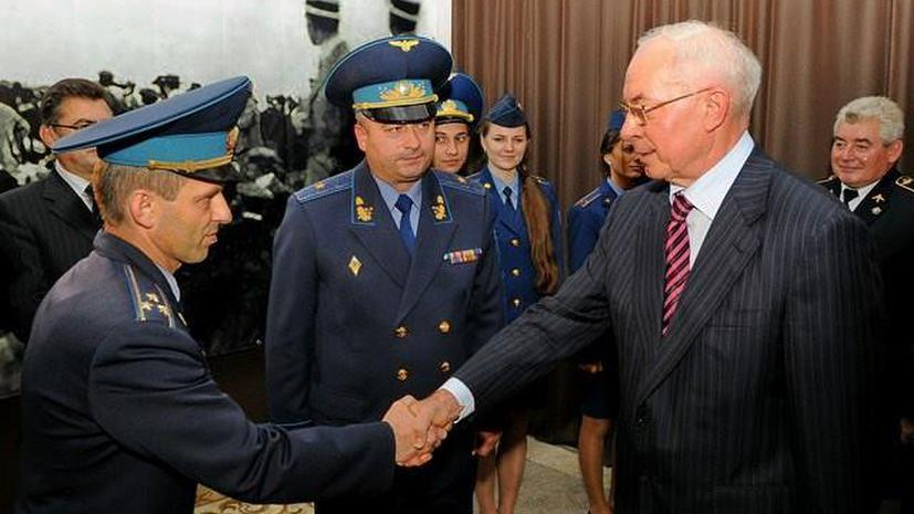 Николай Азаров: Пустопорожнее заявление Порошенко о создании «сильной армии» — нелепое враньё