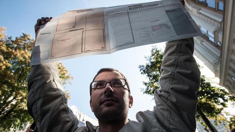 Украинские СМИ «по-своему» освещают проведение киевскими силовиками военной операции