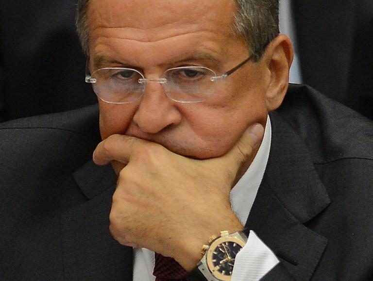 """Лавров: Россия не оставит без внимания принятие Европарламентом """"закона Магнитского"""""""