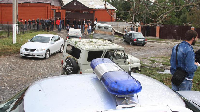 Серия нападений на полицейских на Северном Кавказе: погибли четверо сотрудников
