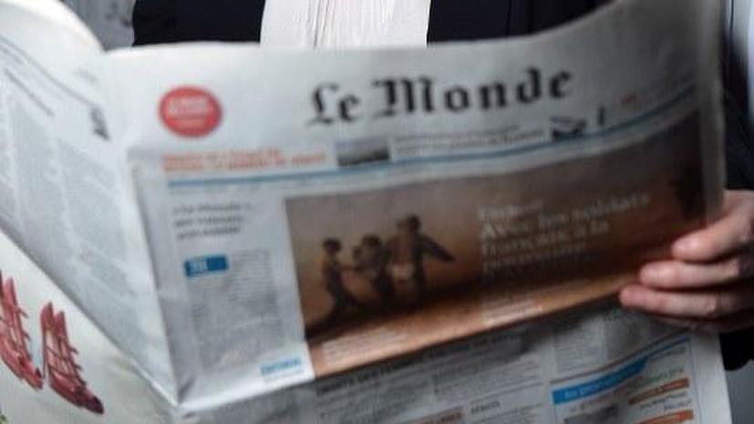 Французские СМИ формируют у читателей стереотипное представление о России