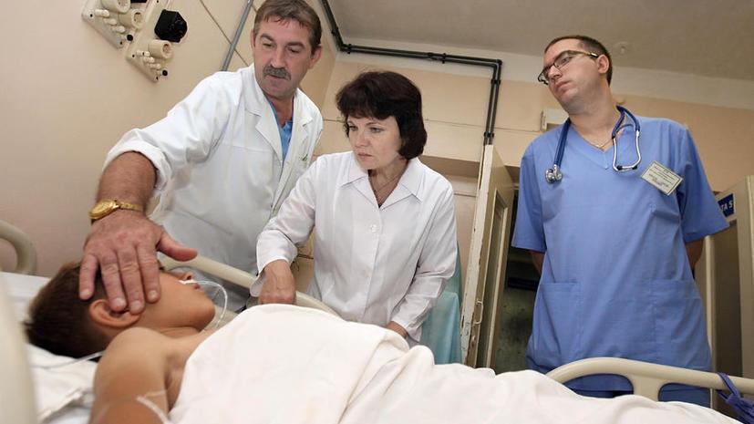 В Ростове-на-Дону диагноз менингит подтвердился ещё у 20 детей