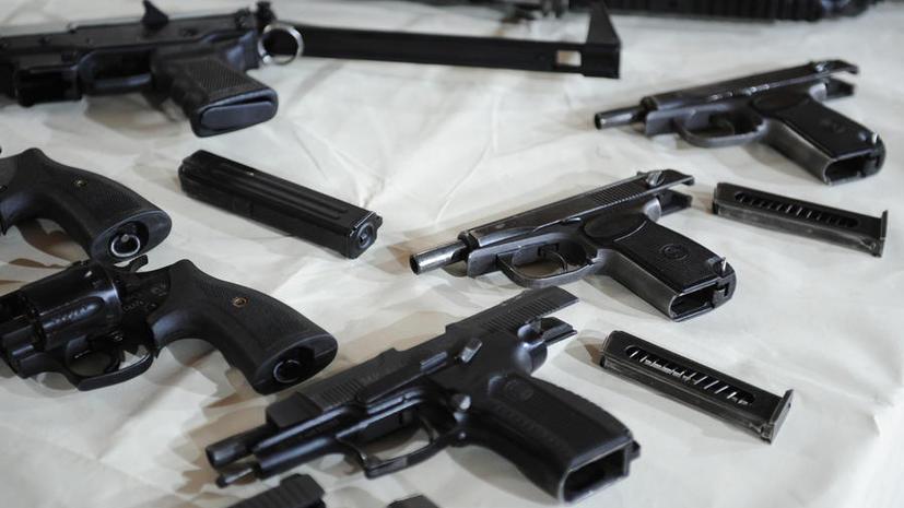 В МВД России разъяснили новые правила ношения оружия