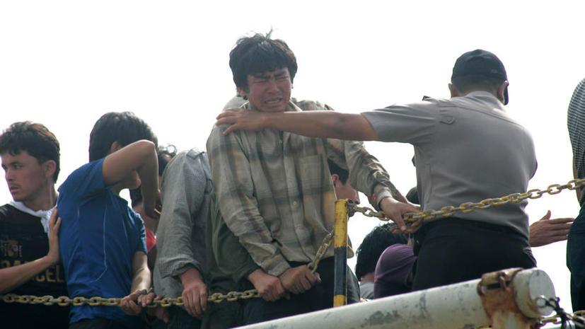 Десятки мигрантов утонули, не доплыв до Австралии