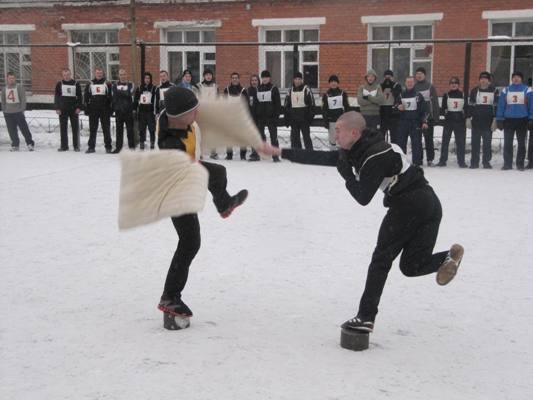 Заключённые карельской колонии поддержали Олимпиаду в Сочи собственным спортивным мероприятием