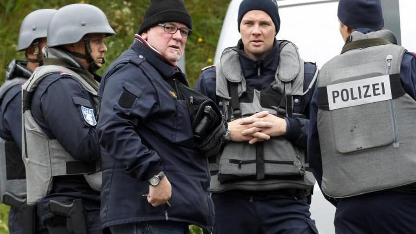 Полиция сообщает о четырёх убитых «австрийским стрелком»