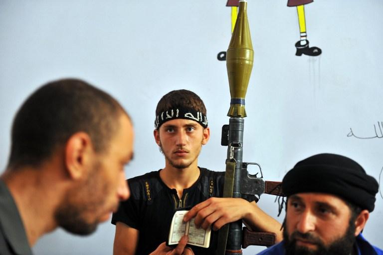 США признали связь сирийских повстанцев с террористами