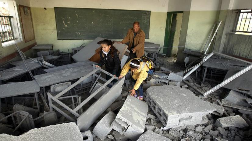 Авиаудары Израиля обошлись Газе в $300 млн